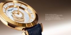 Ferragamo Watches adv